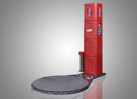 Masini de paletizat semi-automate cu masa rotativa