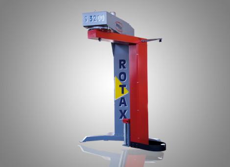 Masini de paletizat semi-automate cu brat rotativ