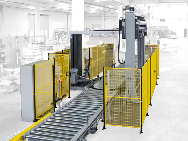 Linii si echipamente, sisteme automate de incarcare-descarcare