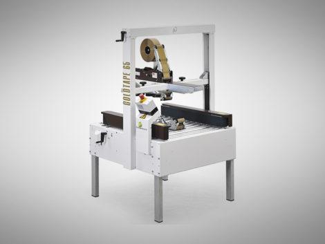 Masina sigilare cutii TAPE 50-65-80, semi-automata