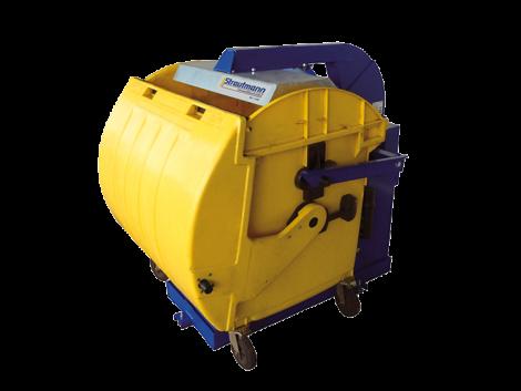 RC1100 si RC660/770 – Presa pentru pubele de gunoi