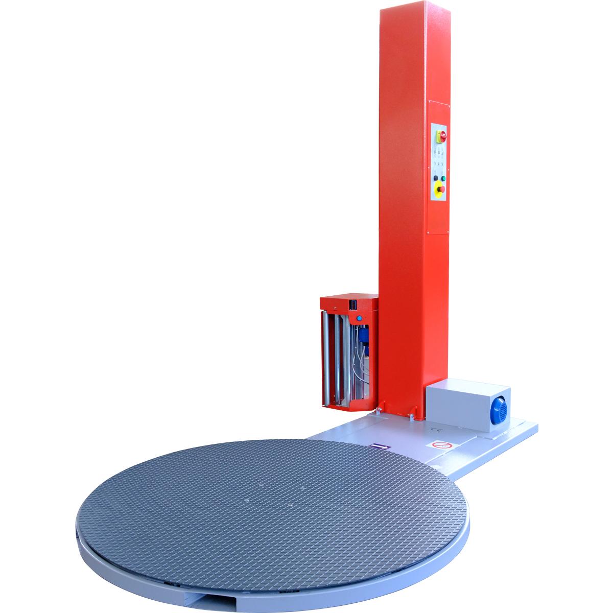 Masina Semi-automata de infoliat cu masa rotativa Facile